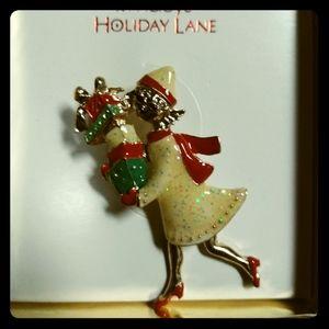 Macy's Holiday Lane Pin